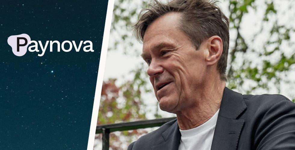 Paynova och Håkan Roos utmanar Klarna – med jätten Visa
