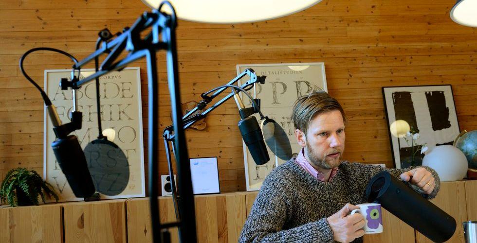 Poddstjärnan Kristoffer Triumf bryter med Perfect Day - stannar hos Acast