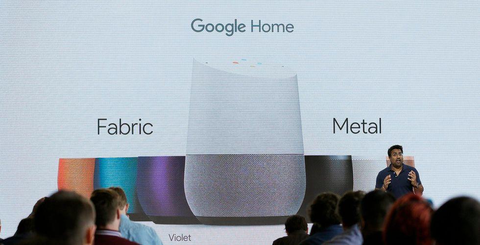 Breakit - Google smygtestar annonser i sin smarta hemmet-assistent