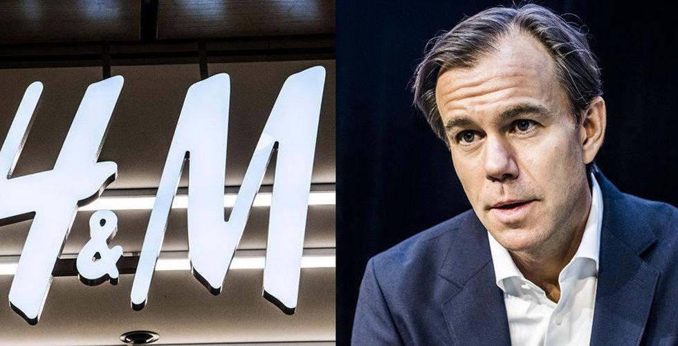 Lyft för H&M – nya rapporten släpptes precis