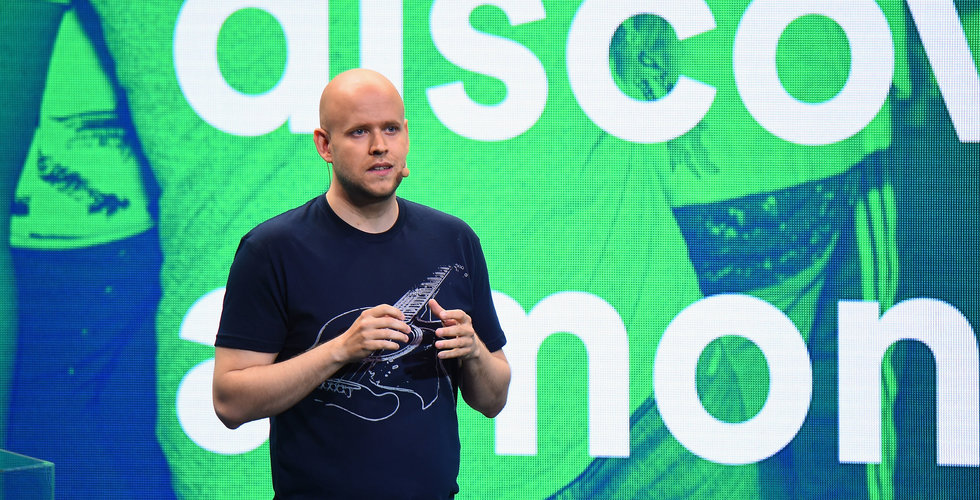 Breakit - Spotify inleder samarbete med tv-jätte