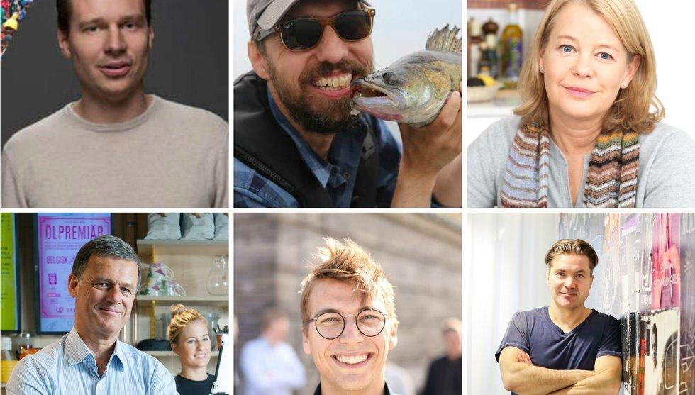 De här svenska entreprenörerna drog in mest riskkapital 2015