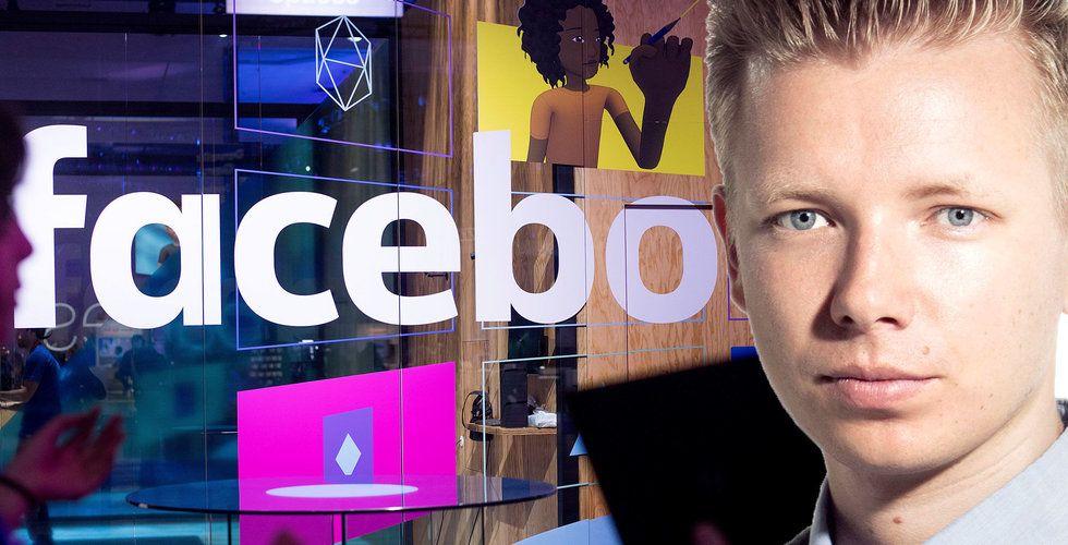 Breakit - Alla är avundsjuka på Facebook – därför blir skandalen så stor