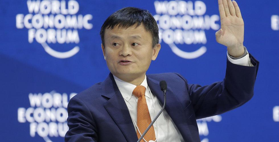Alibaba betalar 75 miljoner dollar i IPO-uppgörelse