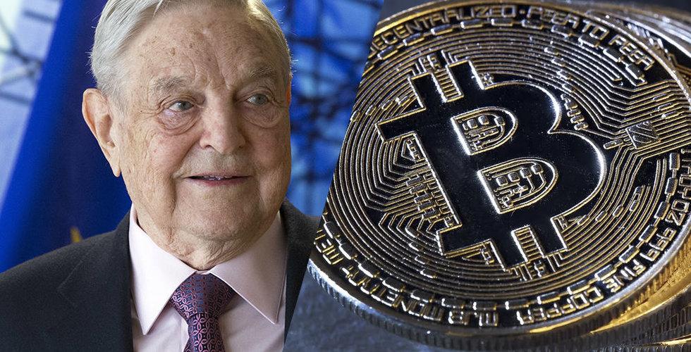 Breakit - Soros lappkast – gör sig redo för att börja köpa kryptovalutor