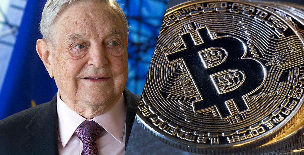 Soros lappkast – gör sig redo för att börja köpa kryptovalutor