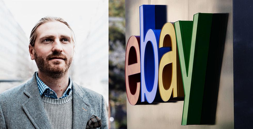 Breakit - Danads landar avtal med giganten Ebay