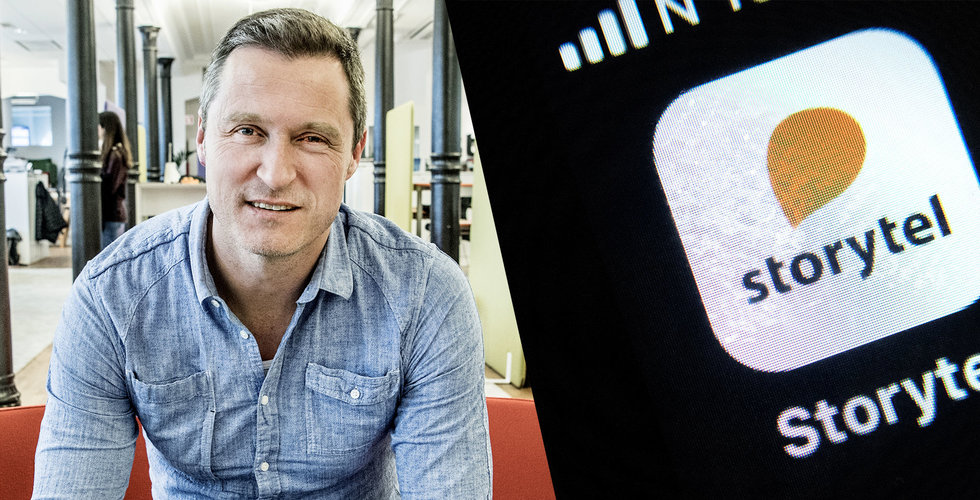 Bomben: Storytel samarbetar med Spotify