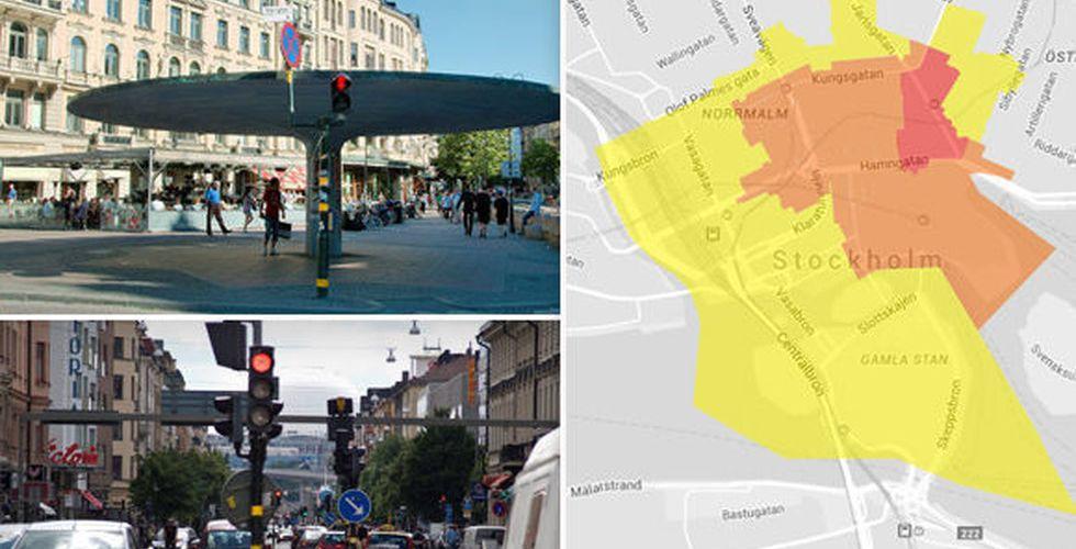 Här är det dyrast för startups att hyra kontorsplats i Stockholm