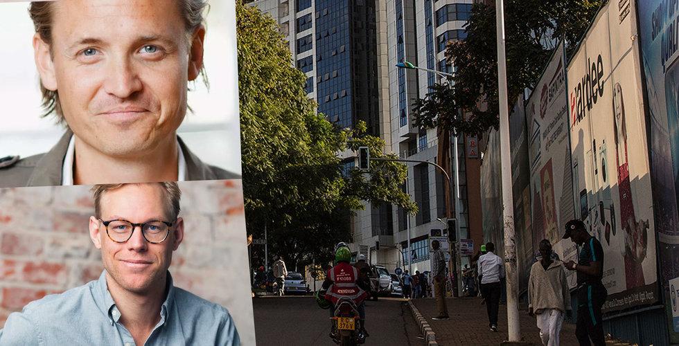Norrsken och Klarna-grundarens nästa stora satsning: Rwanda