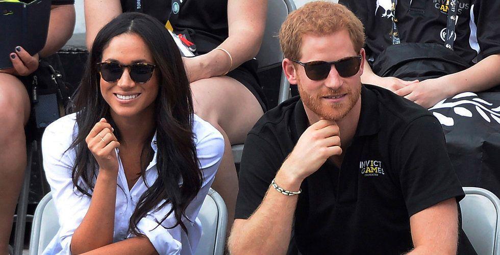 Spotify i podcast-avtal med prins Harry och Meghan