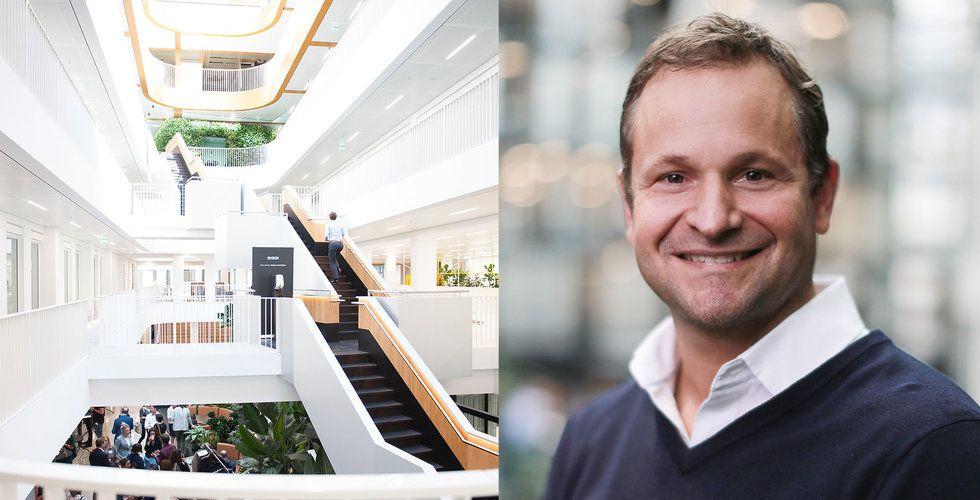Epicenter kliver ut i Europa – framtidsbyggare investerar