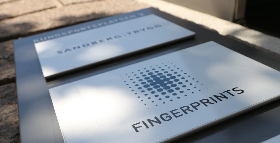 Breakit - Fingerprint släpper siffror för helåret – sämre än väntat