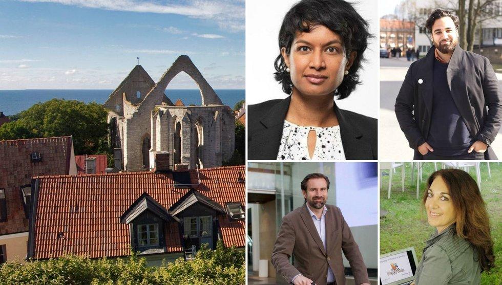 Här är bolagen som kan bli årets startup i Almedalen -  hela listan