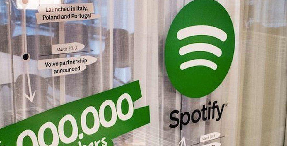 Breakit - Toppchef på Spotify slutar