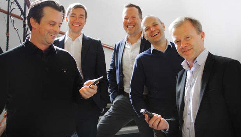 CLX-grundarna cashar in runt en halv miljard när techbolaget börsnoteras