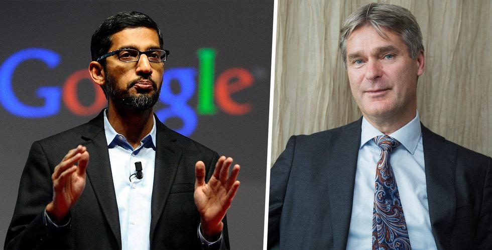 Svenska pensionsfonden stämde Google – tvingar techjätten satsa miljarder på jämlikhet