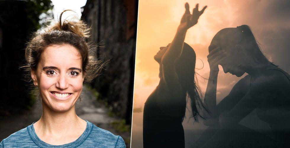 """Filippa Odevall bygger Women Cycles – ett Netflix för kvinnohälsa: """"Vi vill att kvinnor delar sina upplevelser"""""""