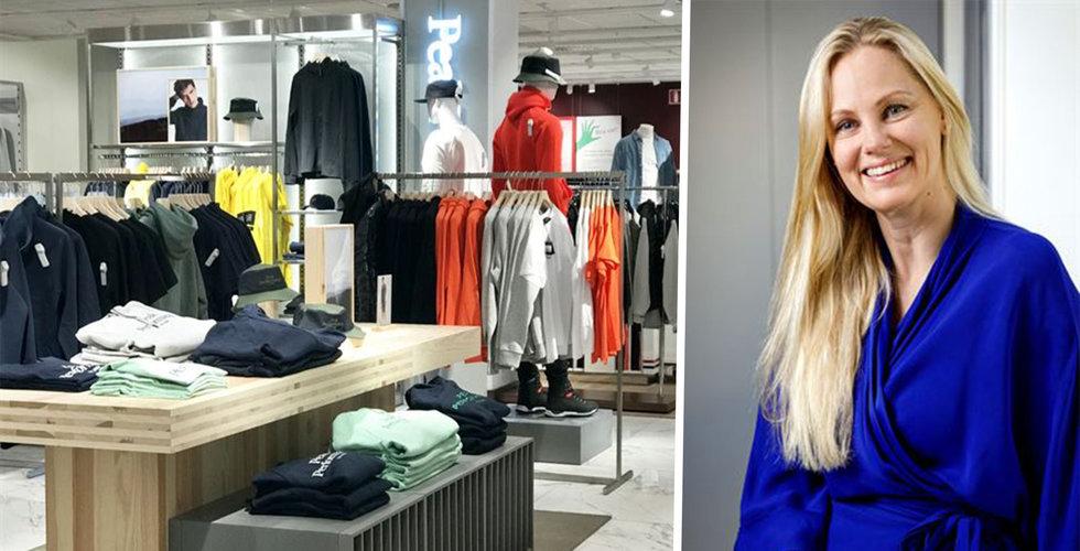 Förlusterna fortsätter – men nu vill Åhléns bli ledande inom e-handel