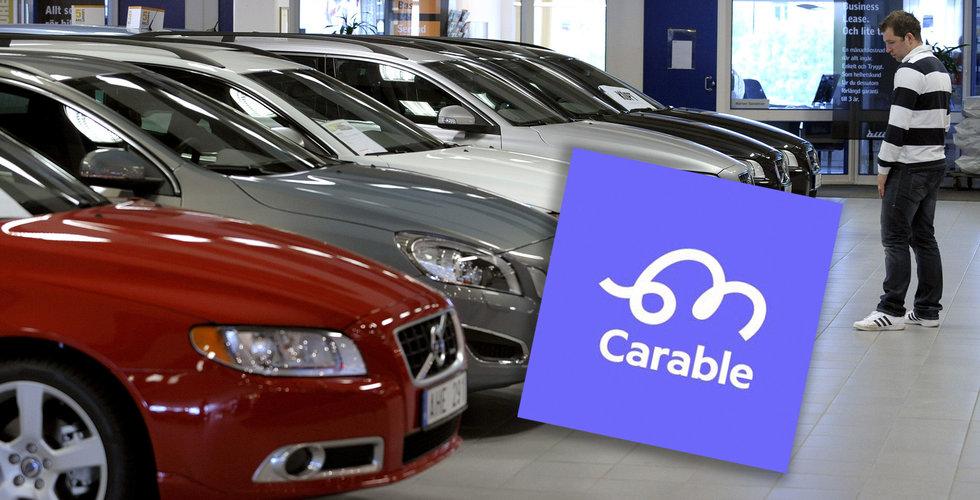 Volvo Cars slukade konkursade Garantibil – men grundarna kör vidare i USA