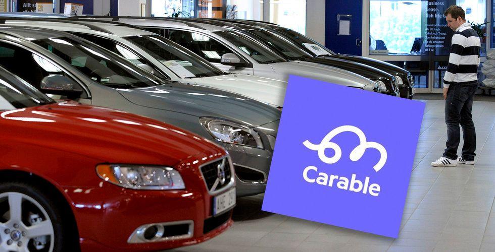 Breakit - Volvo Cars slukade konkursade Garantibil – men grundarna kör vidare i USA