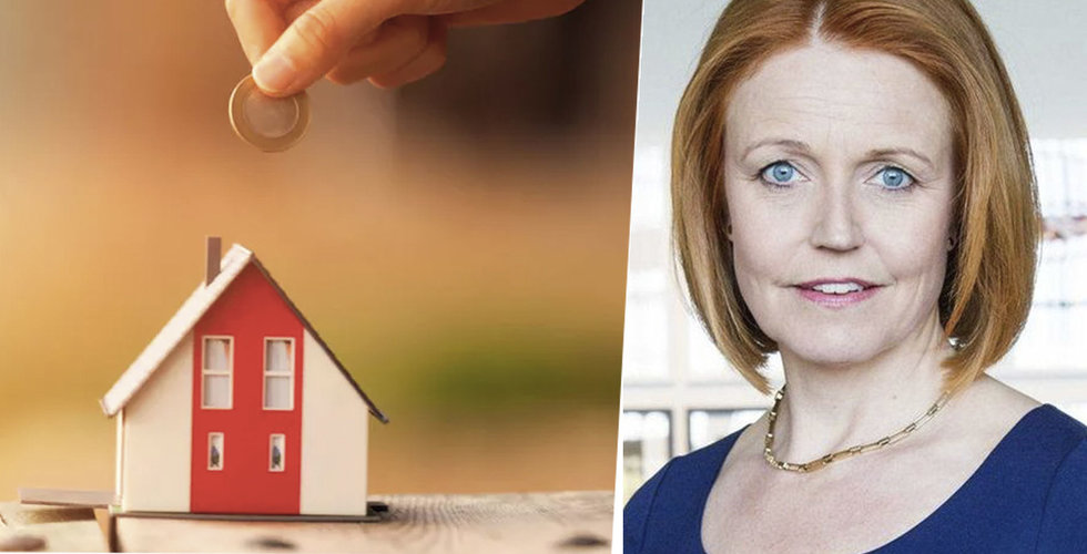 Elisabeth Thand Ringqvist lämnar ordförandeposten i Enkla