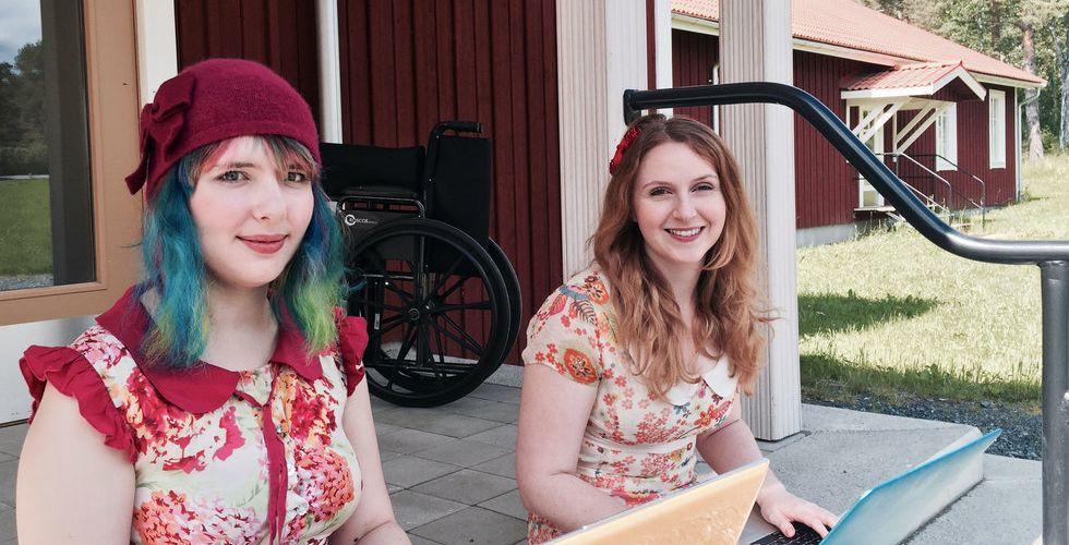Regnbågshår och rymdprinsessor – lär känna deltagarna i Stugan