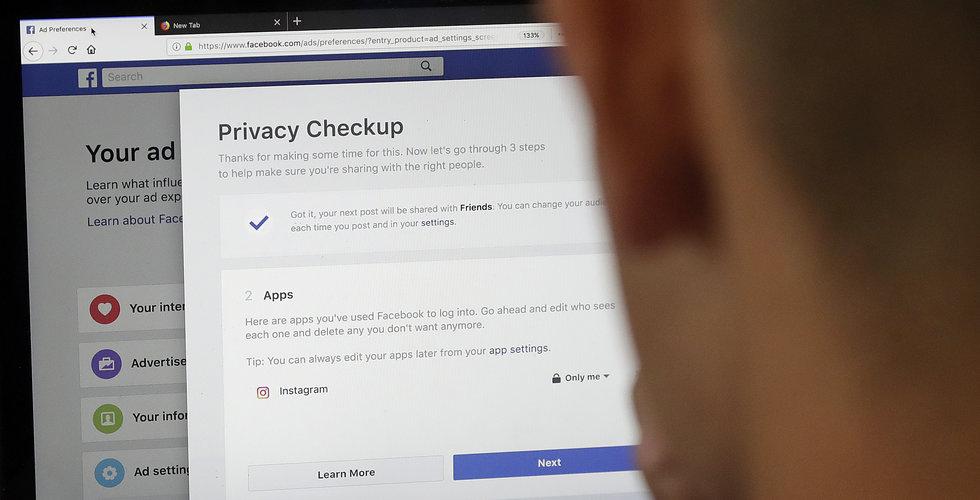 Breakit - Facebook medger – scannar användarnas privata meddelanden