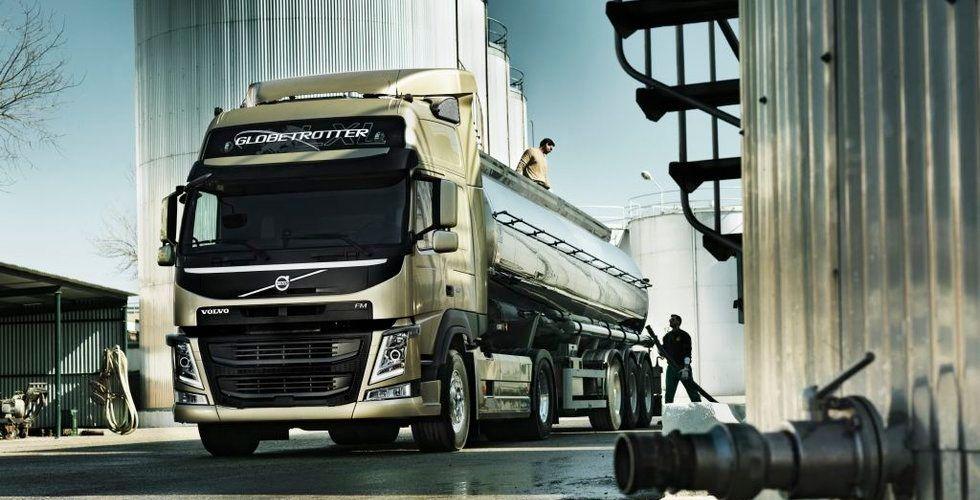 Geely hoppas på styrelseplats i AB Volvo