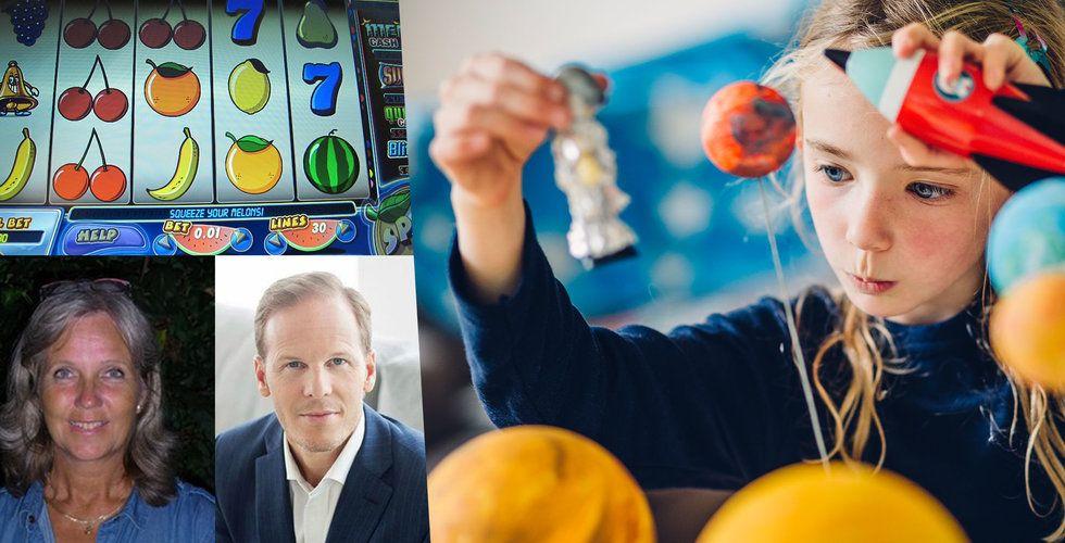 Breakit - Kasinojätten Raketech poserade som barnorganisation – för att ragga spelare