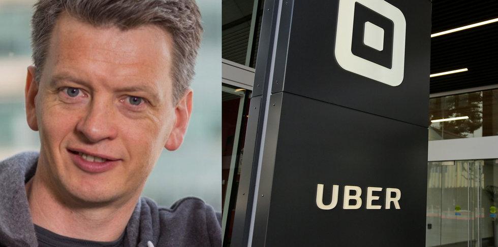 Breakit - Efter turbulensen – Barney Harford blir operativ chef på Uber
