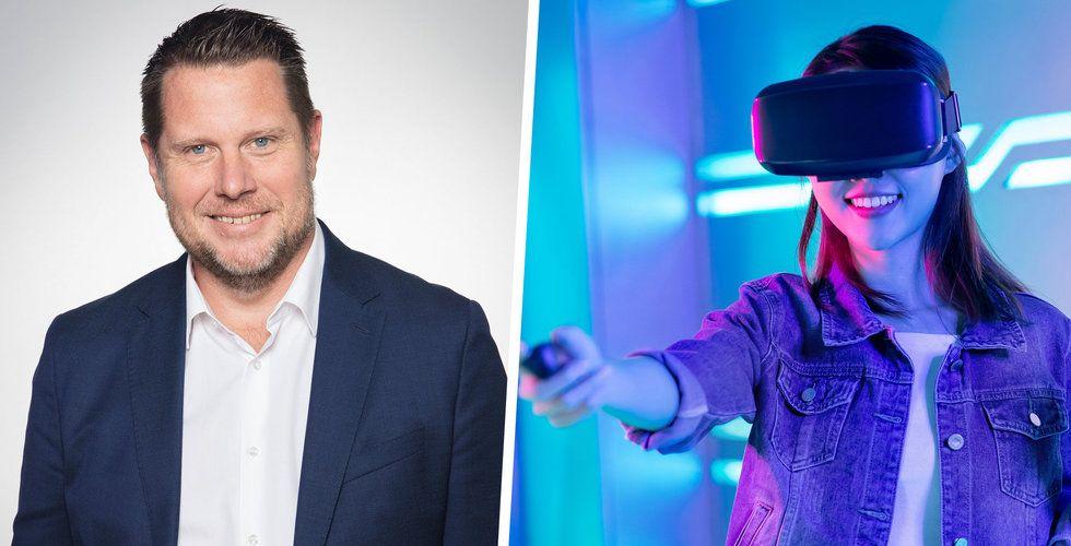 Embracer Group köper holländska Vertigo Games – för över en halv miljard