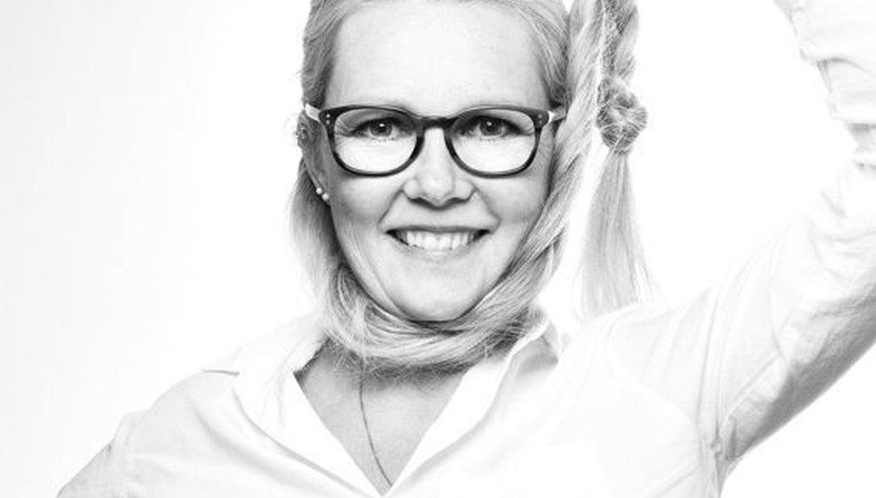 Anette Nordvall: Jag vill ha en dubbelgångare som städar åt mig