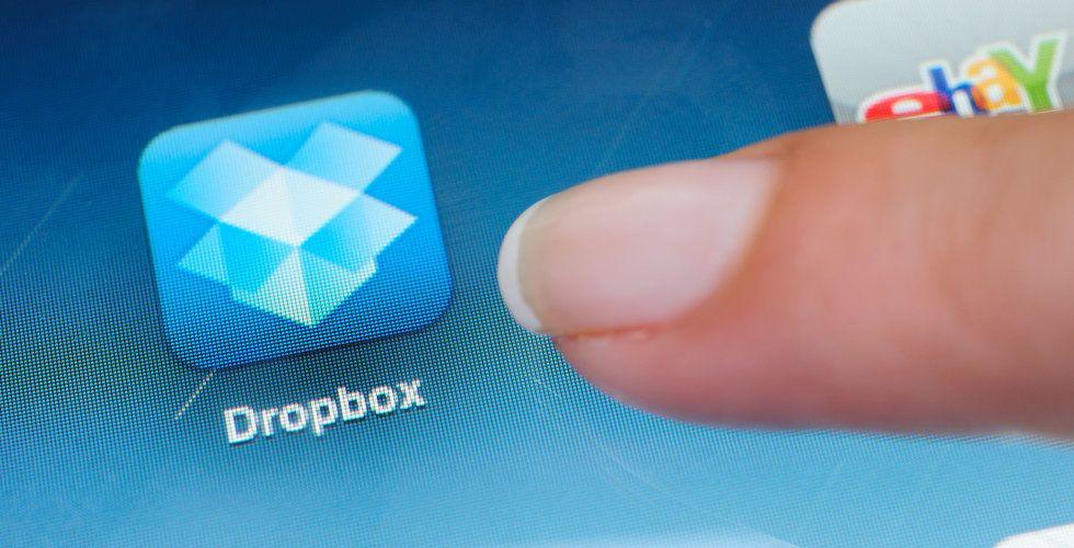 Dropbox har ansökt om notering på Nasdaq i New York