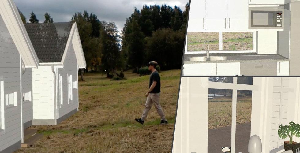 Breakit - Lägenhetsvisningar i VR är så 2016 – nu kommer MR till fastighetsbranschen
