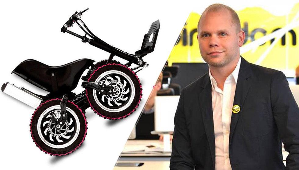 Zoomability från Västerås får in Sam Nurmi som storägare