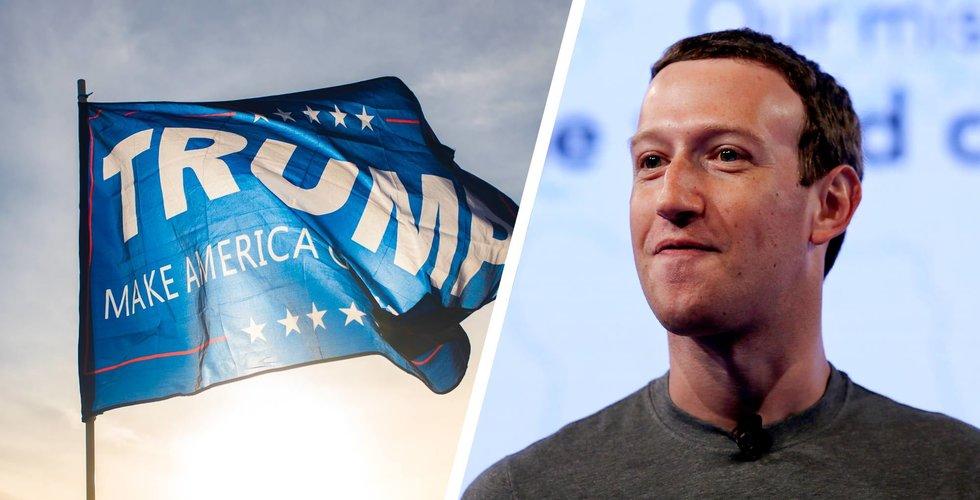 Inga bevis för att Kina försökt påverka mellanårsvalet enligt Facebook
