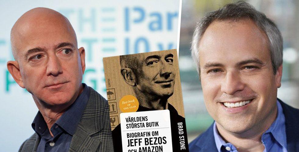 Succéförfattaren Brad Stone djupdök i Jeff Bezos – vi frågade ut honom om Amazon-grundaren