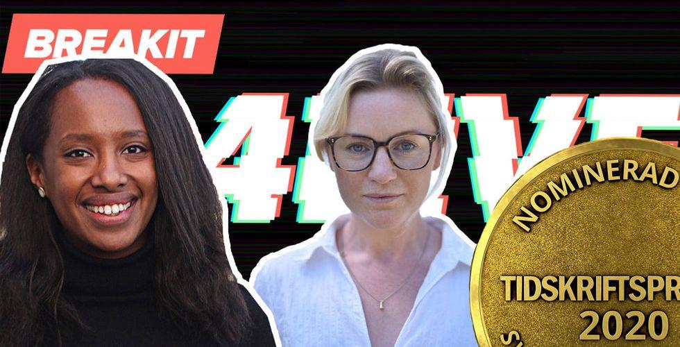 """Breakit24Live blev årets event: """"Känns fantastiskt"""""""
