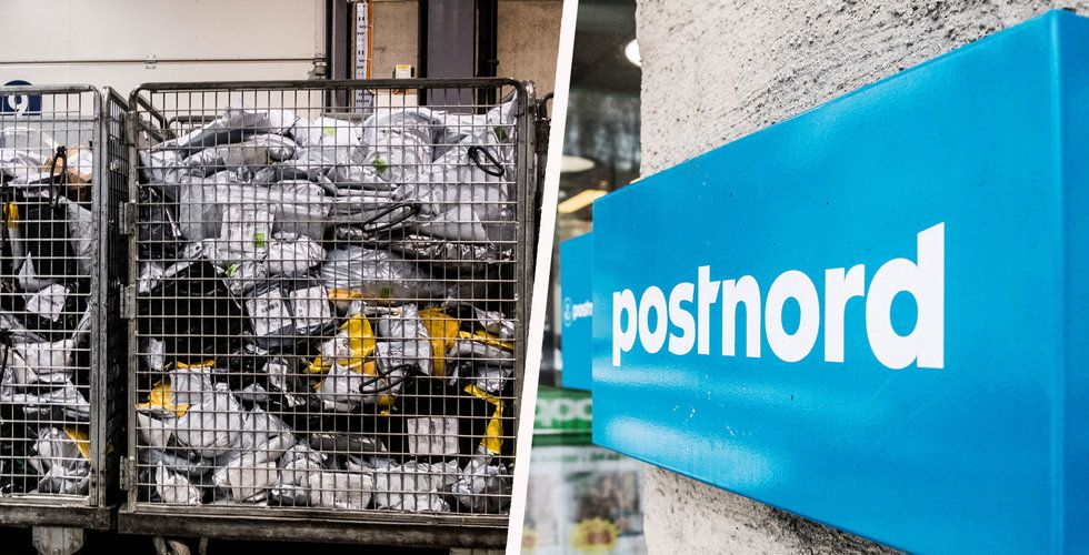 Rekordmånga anmälningar mot Postnord