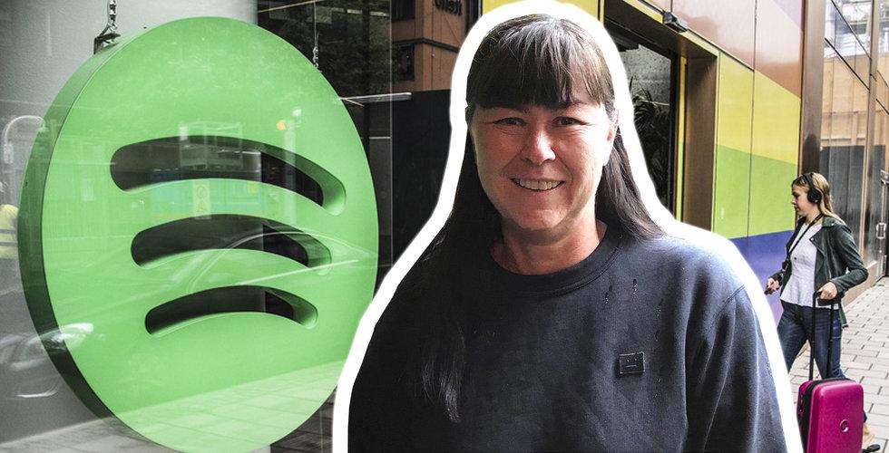 Spotify låter alla anställda jobba varifrån de vill – och behålla sin lön