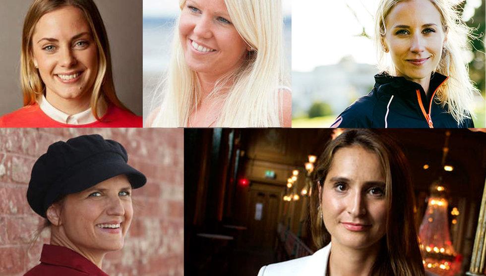 Breakit - Hela listan: Här är Nordens 50 mest inspirerande tech-kvinnor