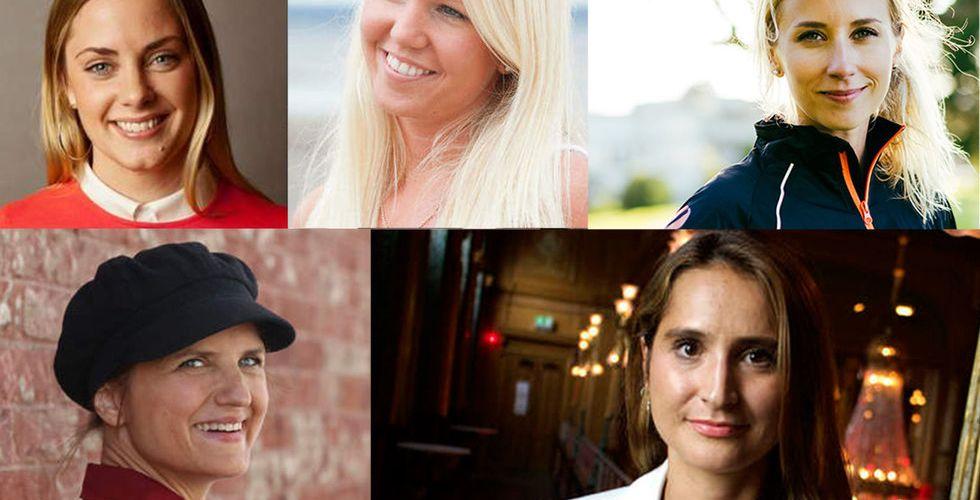 Hela listan: Här är Nordens 50 mest inspirerande tech-kvinnor