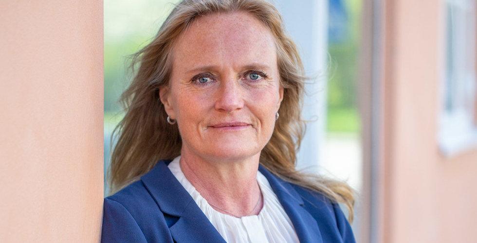 Britta Burreau tar över som ny vd för Almi Företagspartner