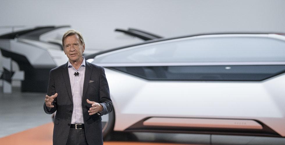 Volvo Cars satte nytt globalt försäljningsrekord för femte året i rad