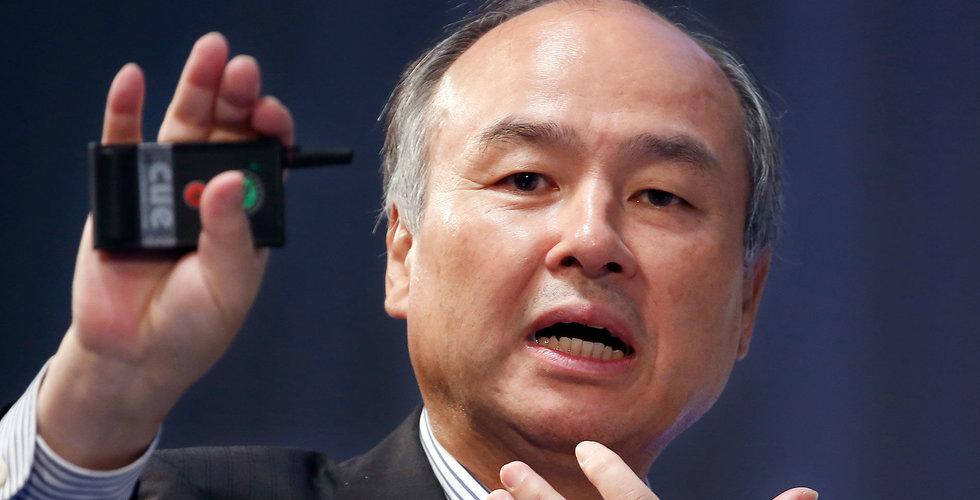 Softbank redovisar första förlusten på 14 år