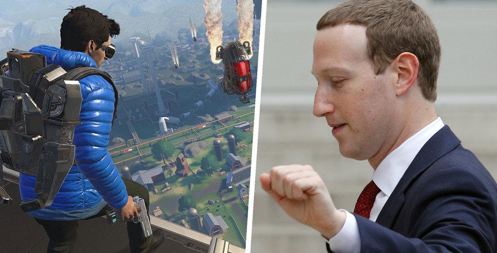 Facebook blir ägare till populära battle royale vr-spelet Population: One