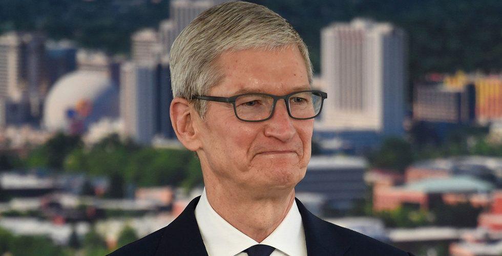 Apple utökar med fler självkörande bilar
