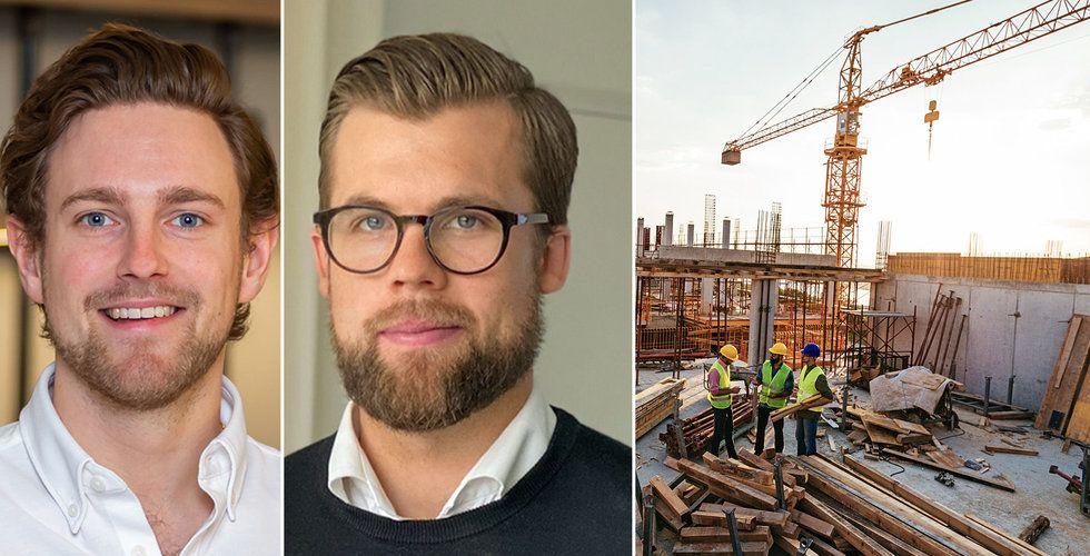 Ny storaffär inom byggbranschen – nu slukar Infobric både Buildsafe och Equipmentloop