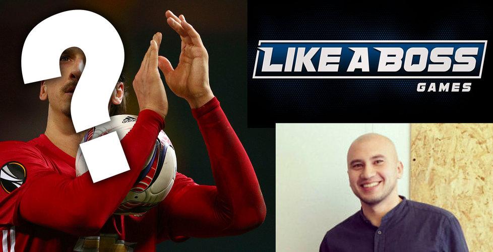 Zlatans högra hand går in i spelstartup – gör spel med hemlig fotbollsstjärna